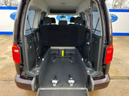Volkswagen Caddy Maxi 2017 C20 LIFE TDI wheelchair & scooter accessible vehicle WAV 9