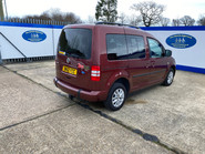 Volkswagen Caddy Life 2012 C20 LIFE TDI drive from wheelchair accessible vehicle WAV 26