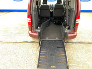 Volkswagen Caddy Life 2012 C20 LIFE TDI drive from wheelchair accessible vehicle WAV 10