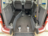 Volkswagen Caddy Life 2012 C20 LIFE TDI drive from wheelchair accessible vehicle WAV 12