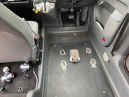 Volkswagen Caddy Life 2012 C20 LIFE TDI drive from wheelchair accessible vehicle WAV 7