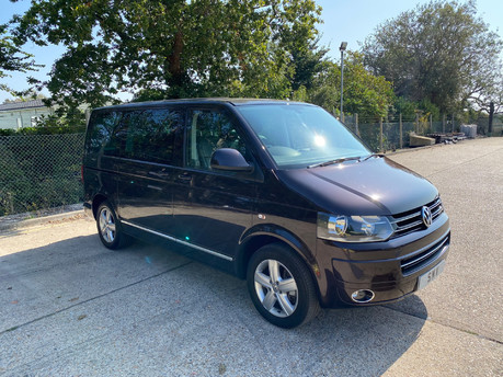 Volkswagen Caravelle EXECUTIVE TDI BLUEMOTION TECH wheelchair & scooter accessible vehicle WAV