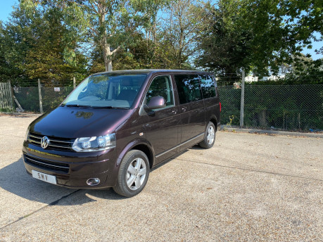 Volkswagen Caravelle EXECUTIVE TDI BLUEMOTION TECH wheelchair & scooter accessible vehicle WAV 3