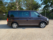 Volkswagen Caravelle EXECUTIVE TDI BLUEMOTION TECH wheelchair & scooter accessible vehicle WAV 37