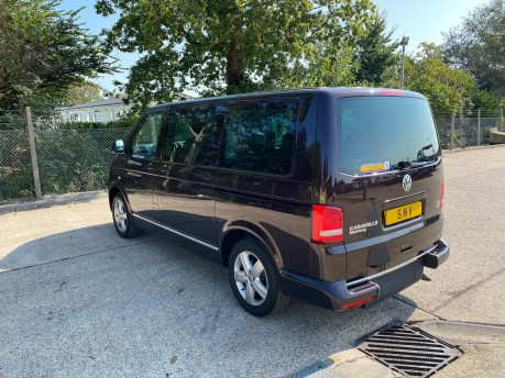Volkswagen Caravelle EXECUTIVE TDI BLUEMOTION TECH wheelchair & scooter accessible vehicle WAV 38
