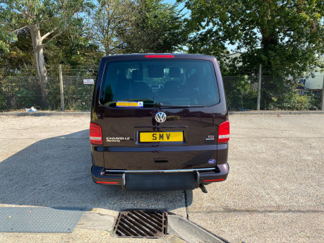 Volkswagen Caravelle EXECUTIVE TDI BLUEMOTION TECH wheelchair & scooter accessible vehicle WAV 4