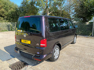 Volkswagen Caravelle EXECUTIVE TDI BLUEMOTION TECH wheelchair & scooter accessible vehicle WAV 35