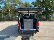 Volkswagen Caravelle EXECUTIVE TDI BLUEMOTION TECH wheelchair & scooter accessible vehicle WAV 5