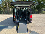 Volkswagen Caravelle EXECUTIVE TDI BLUEMOTION TECH wheelchair & scooter accessible vehicle WAV 7