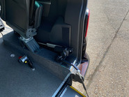 Volkswagen Caravelle EXECUTIVE TDI BLUEMOTION TECH wheelchair & scooter accessible vehicle WAV 8
