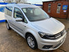 Volkswagen Caddy Life 2017 C20 LIFE TSI passenger upfront wheelchair accessible vehicle WAV