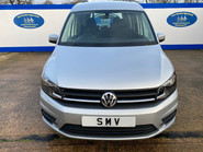 Volkswagen Caddy Life 2017 C20 LIFE TSI passenger upfront wheelchair accessible vehicle WAV 2