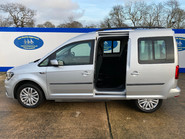 Volkswagen Caddy Life 2017 C20 LIFE TSI passenger upfront wheelchair accessible vehicle WAV 33