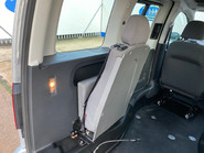 Volkswagen Caddy Life 2017 C20 LIFE TSI passenger upfront wheelchair accessible vehicle WAV 12