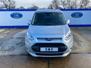 Ford Tourneo Connect 2016 TITANIUM TDCI wheelchair & scooter accessible vehicle WAV 2