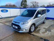 Ford Tourneo Connect 2016 TITANIUM TDCI wheelchair & scooter accessible vehicle WAV 3