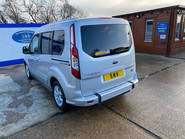 Ford Tourneo Connect 2016 TITANIUM TDCI wheelchair & scooter accessible vehicle WAV 28