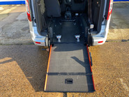 Ford Tourneo Connect 2016 TITANIUM TDCI wheelchair & scooter accessible vehicle WAV 10