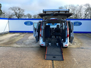 Ford Tourneo Connect 2016 TITANIUM TDCI wheelchair & scooter accessible vehicle WAV 26