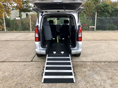 Peugeot Partner HDI TEPEE S Wheelchair Accessible Vehicle 3