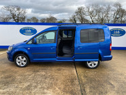 Volkswagen Caddy Maxi 2013 C20 LIFE TDI wheelchair & scooter accessible vehicle WAV 27