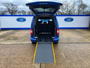 Volkswagen Caddy Maxi 2013 C20 LIFE TDI wheelchair & scooter accessible vehicle WAV 6