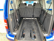Volkswagen Caddy Maxi 2013 C20 LIFE TDI wheelchair & scooter accessible vehicle WAV 9