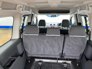 Volkswagen Caddy Maxi 2013 C20 LIFE TDI wheelchair & scooter accessible vehicle WAV 10