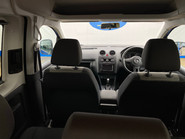 Volkswagen Caddy Maxi 2013 C20 LIFE TDI wheelchair & scooter accessible vehicle WAV 11