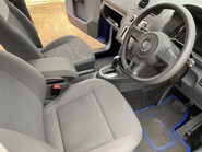 Volkswagen Caddy Maxi 2013 C20 LIFE TDI wheelchair & scooter accessible vehicle WAV 14