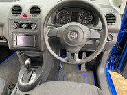 Volkswagen Caddy Maxi 2013 C20 LIFE TDI wheelchair & scooter accessible vehicle WAV 13