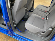 Volkswagen Caddy Maxi 2013 C20 LIFE TDI wheelchair & scooter accessible vehicle WAV 18