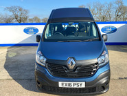 Renault Trafic 2016 LH29 BUSINESS ENERGY DCI H/R P/V wheelchair accessible vehicle WAV 2