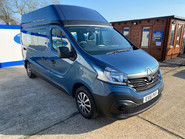 Renault Trafic 2016 LH29 BUSINESS ENERGY DCI H/R P/V wheelchair accessible vehicle WAV 1