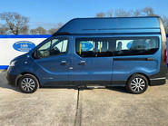 Renault Trafic 2016 LH29 BUSINESS ENERGY DCI H/R P/V wheelchair accessible vehicle WAV 32