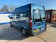 Renault Trafic 2016 LH29 BUSINESS ENERGY DCI H/R P/V wheelchair accessible vehicle WAV 33
