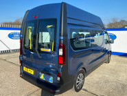 Renault Trafic 2016 LH29 BUSINESS ENERGY DCI H/R P/V wheelchair accessible vehicle WAV 29