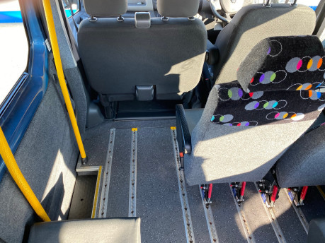 Renault Trafic 2016 LH29 BUSINESS ENERGY DCI H/R P/V wheelchair accessible vehicle WAV 16