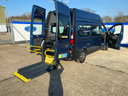 Renault Trafic 2016 LH29 BUSINESS ENERGY DCI H/R P/V wheelchair accessible vehicle WAV 26