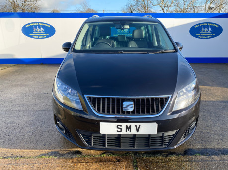 SEAT Alhambra 2015 TDI CR SE LUX DSG wheelchair & scooter accessible vehicle WAV 2
