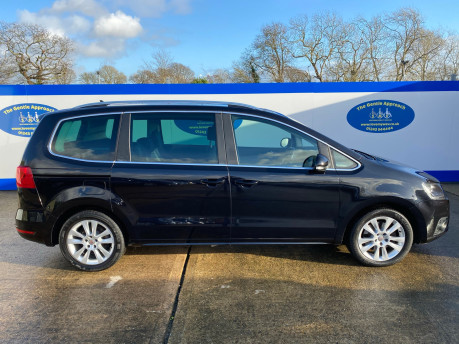 SEAT Alhambra 2015 TDI CR SE LUX DSG wheelchair & scooter accessible vehicle WAV 32