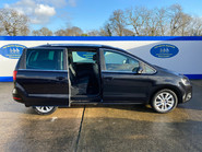 SEAT Alhambra 2015 TDI CR SE LUX DSG wheelchair & scooter accessible vehicle WAV 33