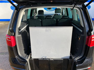 SEAT Alhambra 2015 TDI CR SE LUX DSG wheelchair & scooter accessible vehicle WAV 4