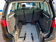 SEAT Alhambra 2015 TDI CR SE LUX DSG wheelchair & scooter accessible vehicle WAV 8