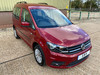 Volkswagen Caddy Life 2020 C20 LIFE TDI passenger upfront & scooter accessible vehicle WAV