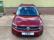 Volkswagen Caddy Life 2020 C20 LIFE TDI passenger upfront & scooter accessible vehicle WAV 2