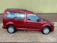 Volkswagen Caddy Life 2020 C20 LIFE TDI passenger upfront & scooter accessible vehicle WAV 26