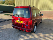 Volkswagen Caddy Life 2020 C20 LIFE TDI passenger upfront & scooter accessible vehicle WAV 27