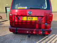 Volkswagen Caddy Life 2020 C20 LIFE TDI passenger upfront & scooter accessible vehicle WAV 5