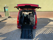 Volkswagen Caddy Life 2020 C20 LIFE TDI passenger upfront & scooter accessible vehicle WAV 6